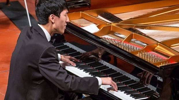 Eric Lu, courtesy of Leeds International Piano Competition.