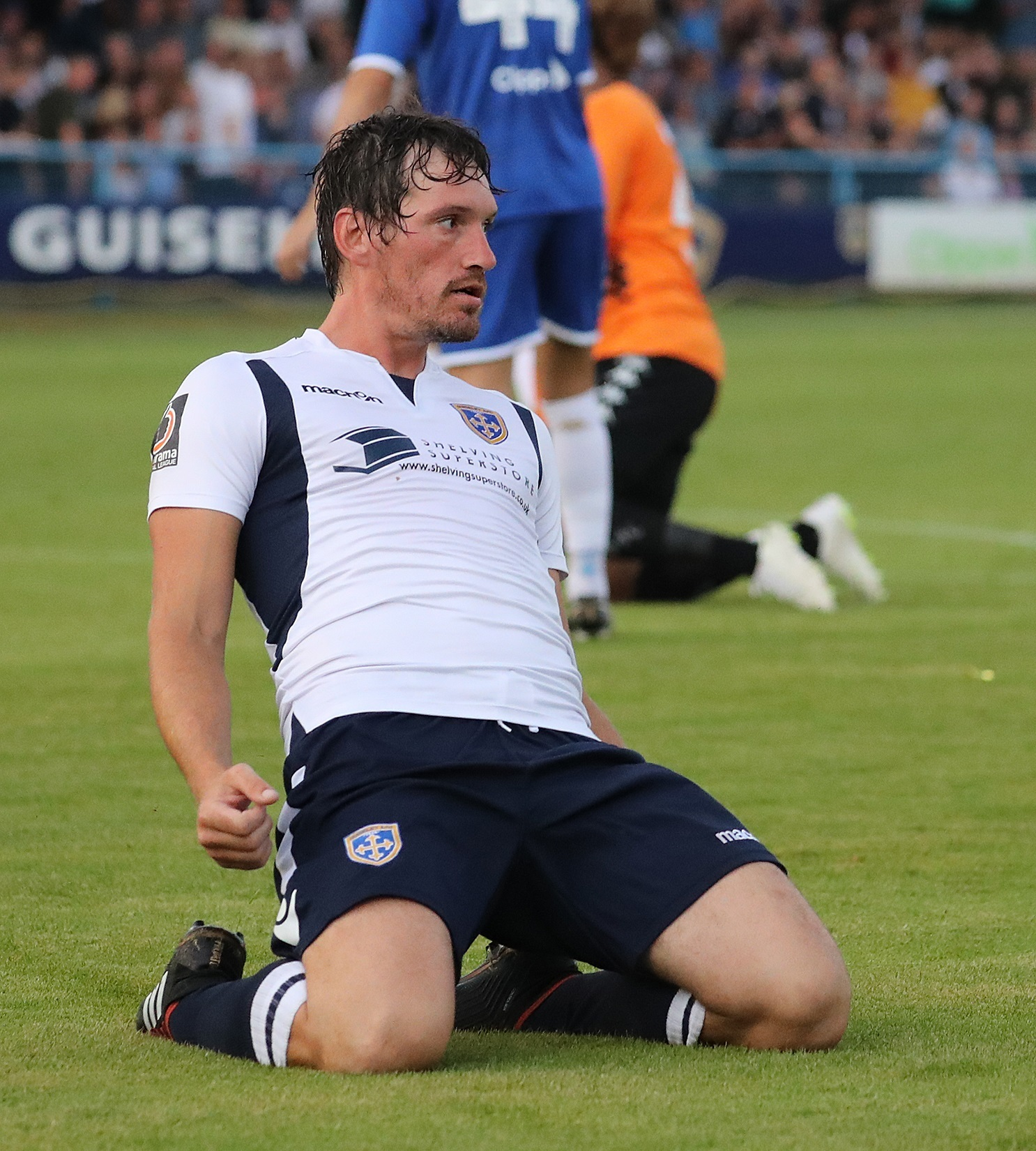 Bignot: Guiseley can kick on as we face leaders Chorley