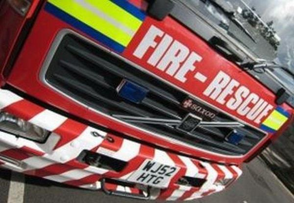 Ilkley firefighters attended a road traffic accident on Friday, July 10