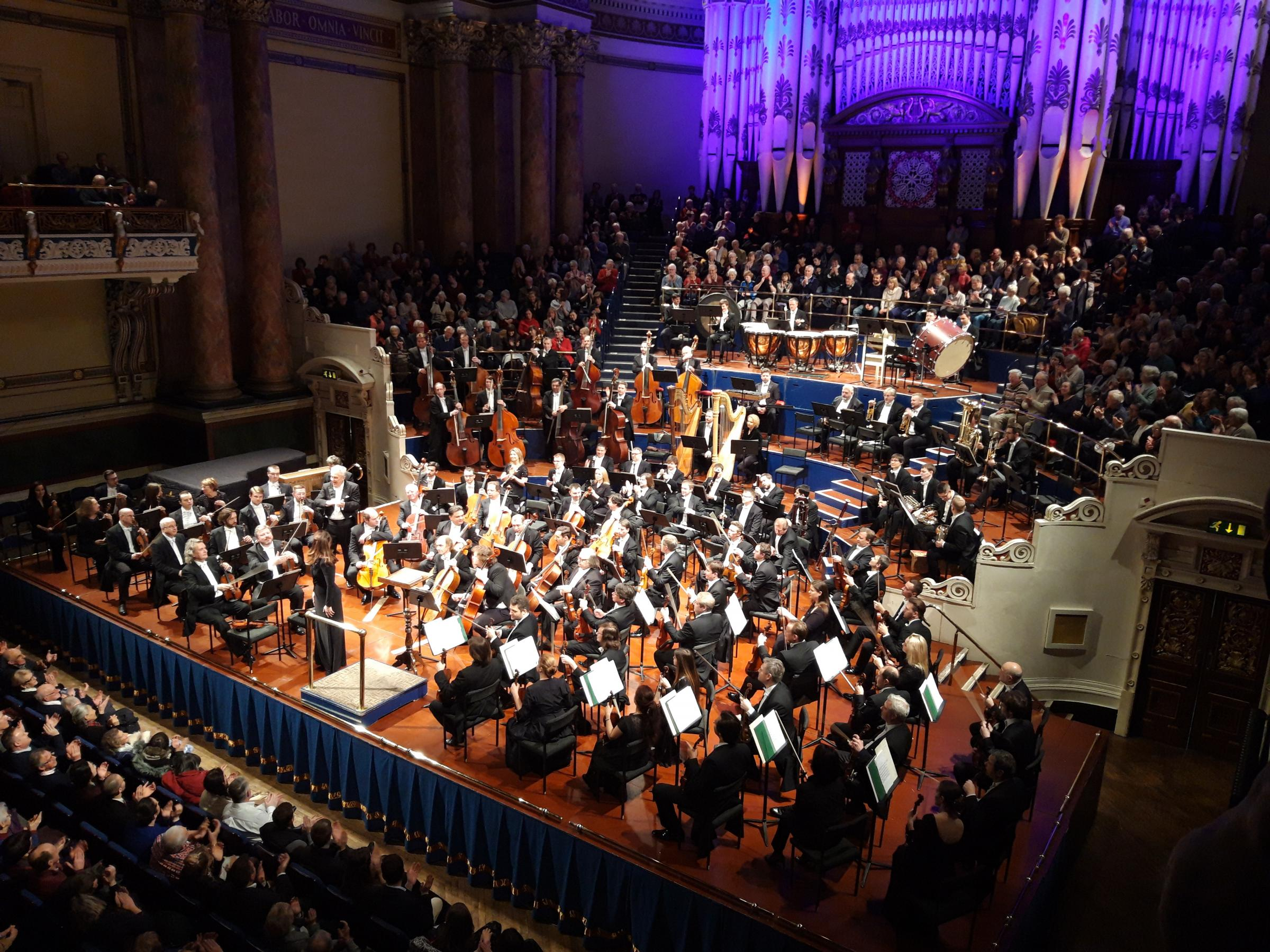 St Petersburg Philharmonic at Leeds Town Hall
