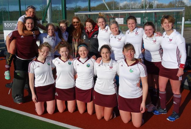 Ben Rhydding Ladies first team played league and cup games at the weekend