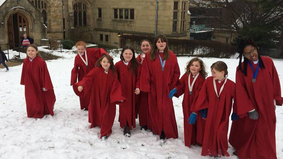 Louise Carr: Stations of Lament LaunchThe Yorkshire Girls' Choirs Festival: Choral Evensong
