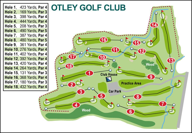 Otley Golf Club