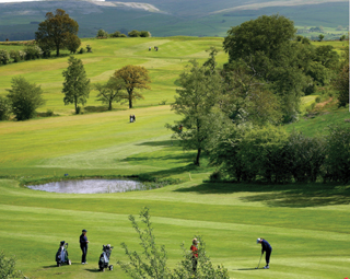 Ilkley Gazette: Bentham GC