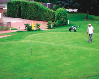 Ilkley Gazette: Clayton GC