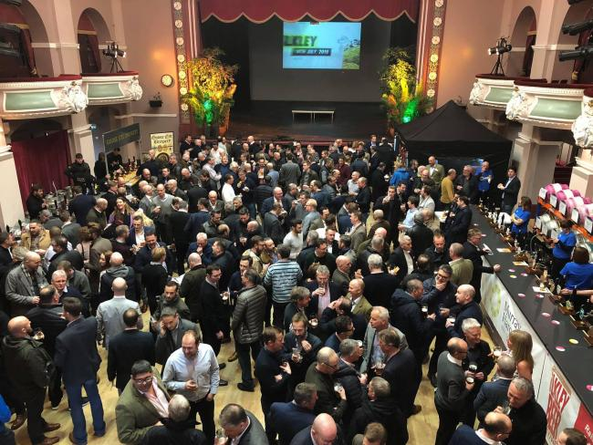 Ilkley Beer Festival takes place next month in the King's Hall and Winter Gardens, Ilkley