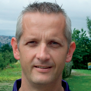 Ilkley Gazette: Rawdon Golf Club professional John Clapham