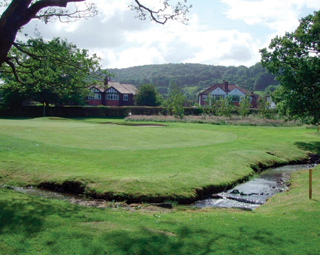 Ilkley Gazette: Otley Golf Club