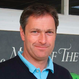 Ilkley Gazette: Otley Golf Club professional Steve Tomkinson