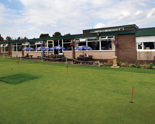Ilkley Gazette: Hanging Heaton Golf Club