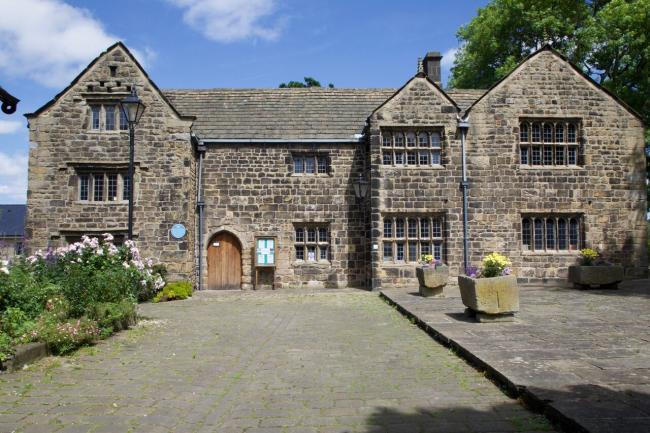 Ilkley Manor House is closed but an online programme of activities is now being launched to entertain people