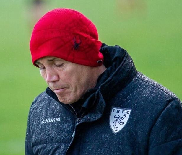 Ilkley head of rugby Rhys Morgan is happy his side have an extra week off from action. Picture: ruggerpix.com.