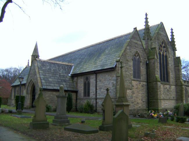 St Margaret's Church, Ilkley.
