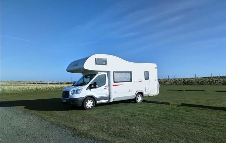 Police want to hear from anyone who has seen this stolen motorhome