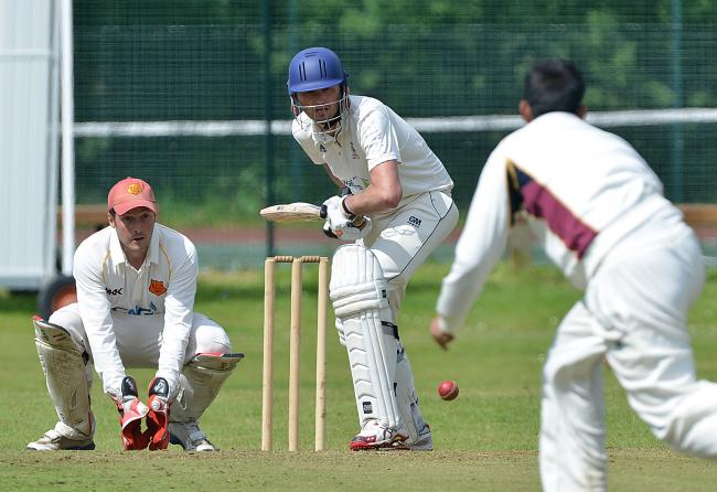 Paul Dover's 33no helped Ilkley beat Adel by three wickets. Picture: Mike Simmonds
