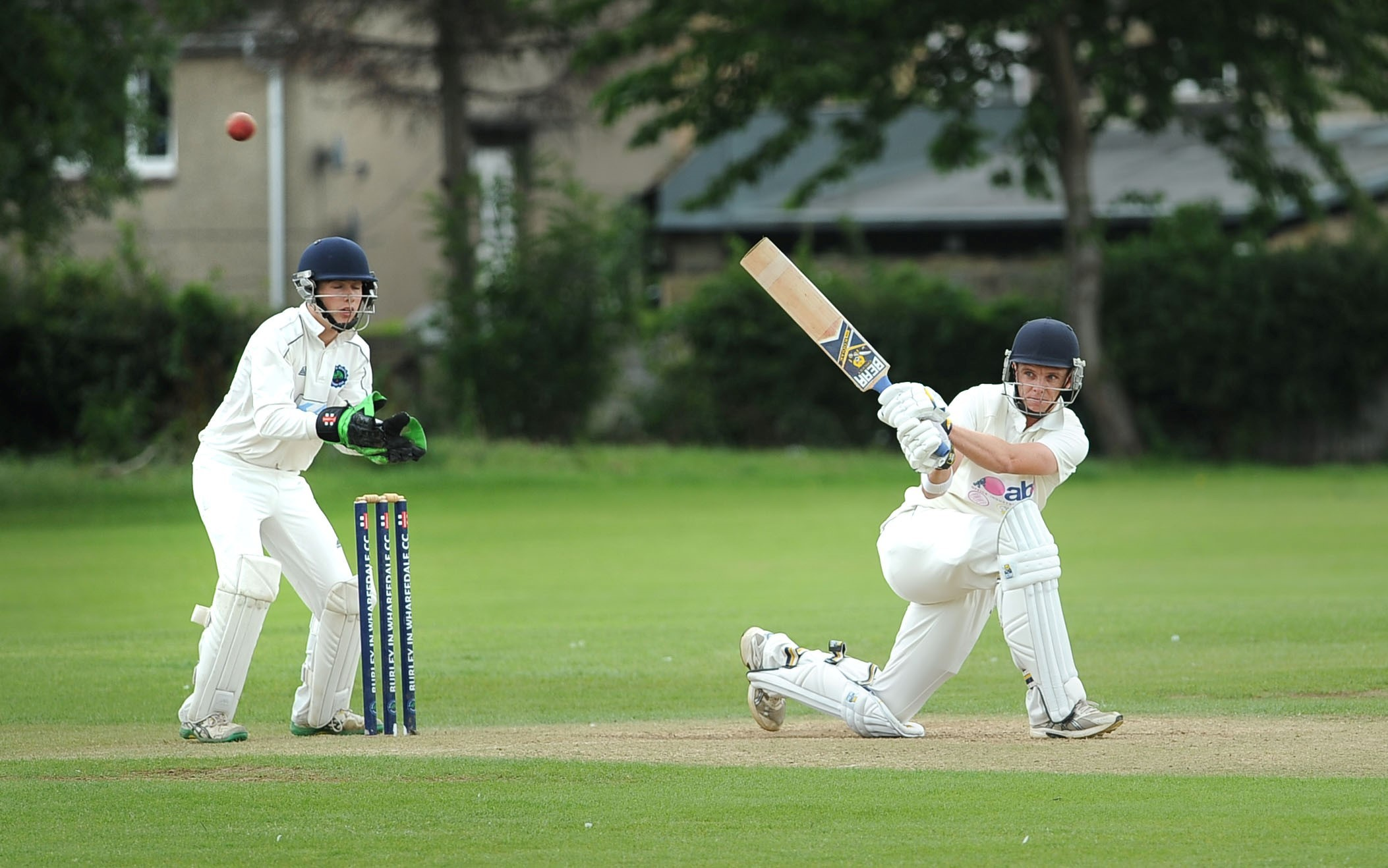 Horsforth batsman Ben Heritage hit a half century to lead Horsforth to a 56-run win against Addingham on Saturday
