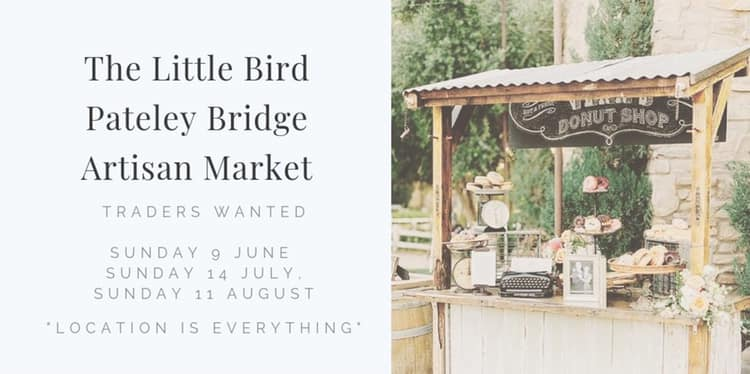 Pateley Bridge Artisan Market